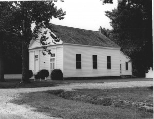 Older Picture of  Mt. Pleasant United Methodist Church